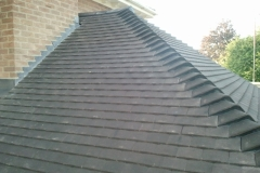 Part new roof
