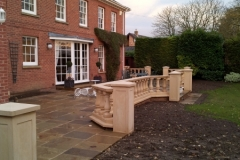 Yorkstone patio copy